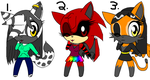 Sonic adopts 1 (CLOSED!) by Shadowchaofan