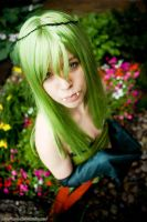 Patiently Waiting - Carnivine by Olivias-Atelier