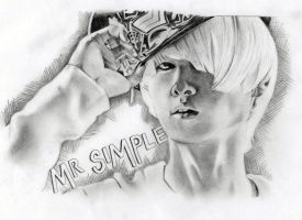 Eunhyuk - Mr Simple by nympha-nora