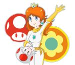 Daisy and Toad by Gonzown