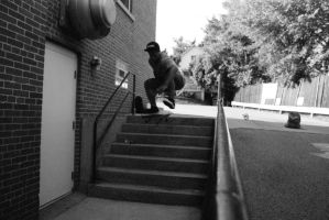 Boneless 7 Stair by Thereallovell