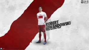 147. Robert Lewandowski by J1897
