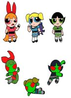 FusionFall PPG + Fusion PPG by drockNation