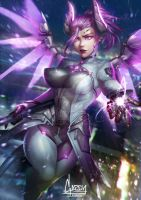 Imp Mercy by AmericanoCoffee