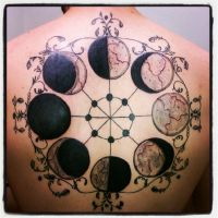 full back piece finished by WOLF---PAWS