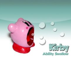 Tangible Kirby: Swallow by immortalomni