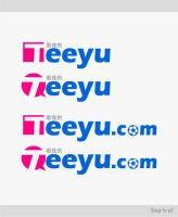 Logo for Teeyu by ypf