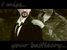 I miss your battle cry by das-Diddy