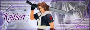 Squall by Migarnet