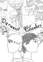 Darwinists Vs. Clankers by EmilyRoseForReal