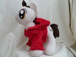 Stiles Pony (Teen Wolf) by caashley