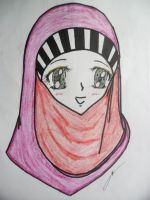 HIJAB (PROTECTION) by khadijahmuslimah