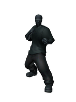 Def jam fight for NY - Suspect by deant01