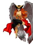Hawkgirl by AlcoholicRattleSnake
