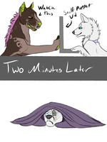 The Scarring of the Lu by Whitelupine