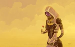 Tali Wallpaper by Dolmheon