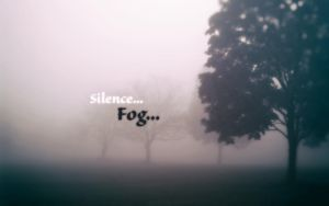 Silence and Fog by Binary-Map