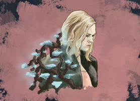 Clarke Griffin - The 100 by alliecaton
