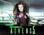 Aliens 5 Transformation by nelostic