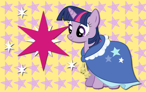 Twilight Sparkle Cloak WP by AliceHumanSacrifice0