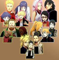 Naruto Next Generation by InfamousSubZero