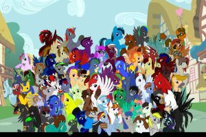Bronies Germany Group Project by Trunksi