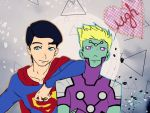 Clark and Querl by Stina006