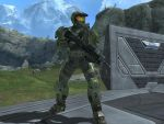 Master Chief MK VI in Reach by KATTALNUVA