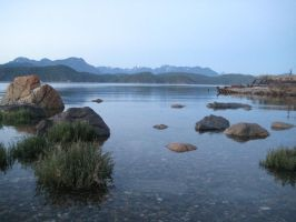 Cortes Island by Mz-Stock
