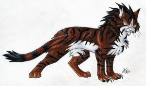 My Version Of Tigerclaw by ARVEN92