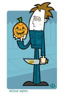 Michael Myers by Montygog