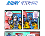 Rainy Fashion - Let's Chicken comic! Number #23 by ellycolor