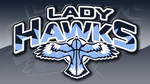 Lady Hawks Basketball by MarkRantal