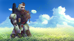 Ground Type Gundam Wallpaper by SolidifyArt