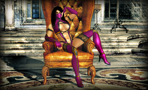 Princess Mileena by noeemi83