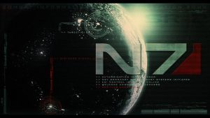 N7 Tech Wallpaper by Hayter