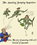 The Amazing Jumping Inquisitor: NO SPOILERS by victricia