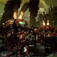 warhAMMER 40000 by DartP