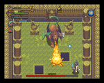Commission: RPG mockup by iSohei
