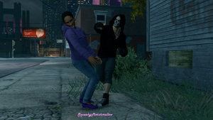Saints Row 3 Smash your face 4 by SqueakyMarshmallow