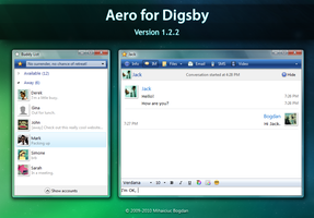 Aero for Digsby version 1.2.2 by bogo-d