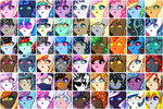 Look at all these icons by Submerged08
