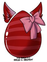 Surprise Adoptable Egg Raffle Thing [Closed] by StrawberriesJam