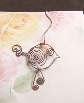 birdy bookmark by Lethe007