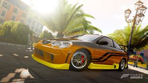Acura Integra Type R (Gift) by RZ-028-Hellblaze