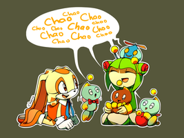 Chao! Chao! by Cheroy