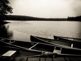 Lonely Canoes by TDProductionStudios