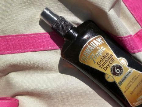 Tanning Oil by HewwoMelissa