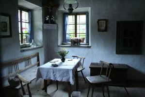 view in old house 17 by ingeline-art