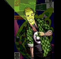 SWAG Green Lantern by Toxandreev